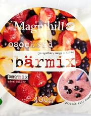 Magnihill Bärmix till Smoothies