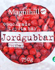 Magnihill jordgubbar