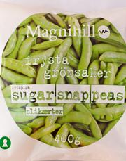 Magnihill Sugar snap peas
