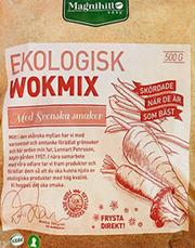 EKO Ekologisk wokmix Magnihill
