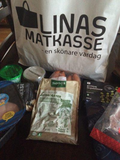 Magnihills svenska ärter Linas Matkasse