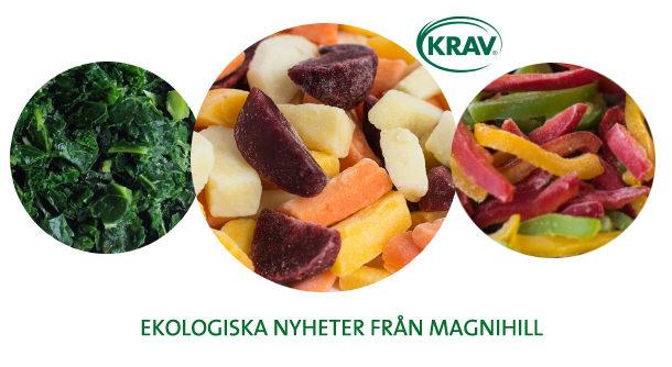 Ekologiska nyheter från Magnihill