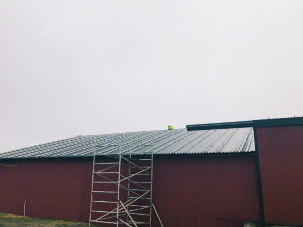 Magnihill installerar solceller
